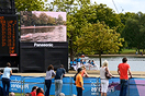 Panasonic LED Large Screen Display System at Hyde Park during the Test Event