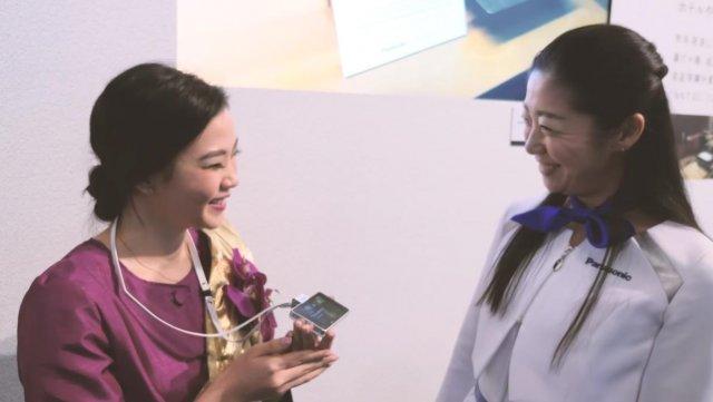 """""""Omotenashi"""" (Hospitality) for Inbound Tourists - Panasonic's Multilingual Solutions"""