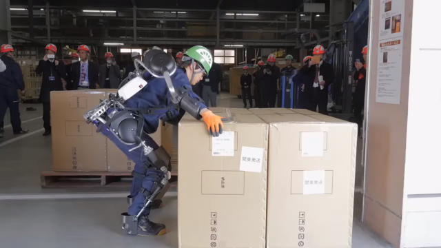 Creating a Future Together with Our Customers - The Development of Activelink's Power Assist Suit