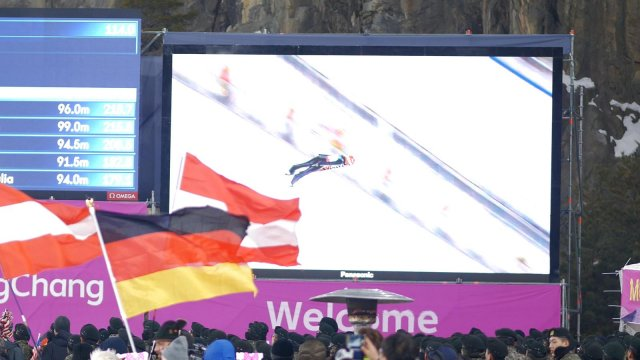 "Panasonic Takes Part in the ""One Year to Go"" to Olympic Winter Games PyeongChang 2018 Event"