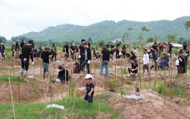 Panasonic Group Thailand Celebrates World Environment Day with Panasonic Eco Relay Activity 2017