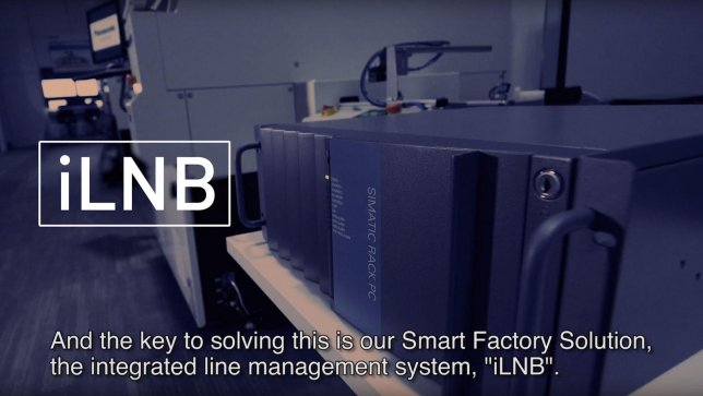 Panasonic's Smart Factory Solutions Realize Higher Productivity Using Network Technologies