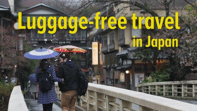 Luggage-free Travel in Japan - Panasonic's Hospitality Solutions