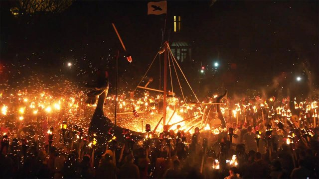 "Panasonic's 4K HDR Short Film ""The Festival of Up Helly Aa"" Wins Excellence Award at Lumiere Japan Awards 2018"