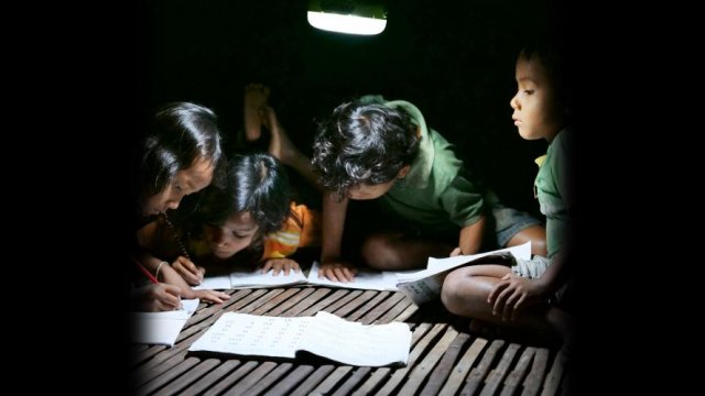 Finding Light-filled Hearts in a Cambodian Village without Electricity - The Launch of the AKARI: Bringing Light to People Project