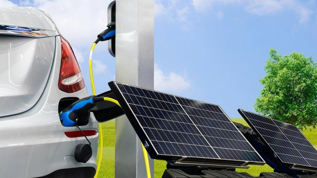 Rejuvenating a Provincial City with EVs and Solar Power: An Ingenious Energy Cycling Idea in Motion