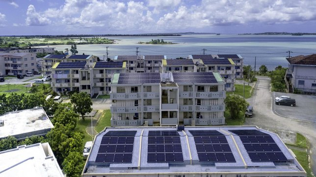 Sustainable Solar Power Solution on a Remote Japanese Island Creates an Affluent Life in the Present with Eye on 2050
