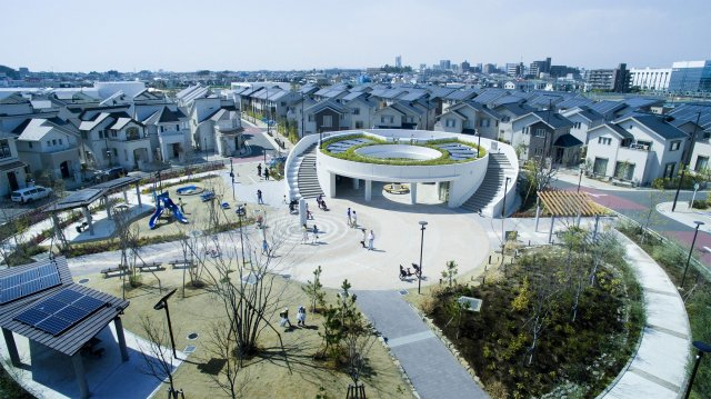 """The Tall Order of Developing a """"100-Year Community"""": Where Panasonic's First Smart Town Is at 5 Years into That"""