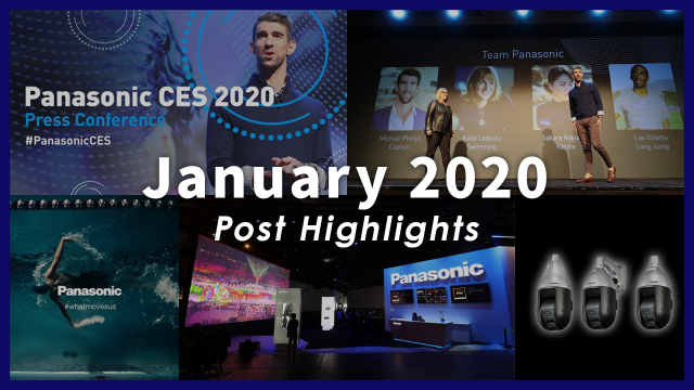 January 2020 TOP 5 Engagement