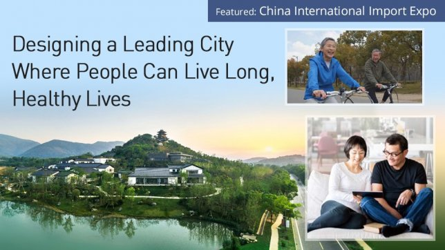 Designing a Leading City Where People Can Live Long, Healthy Lives