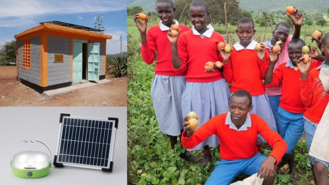 "Helping to Eliminate Poverty with ""Electricity and Light"" - Off-grid Solutions Project"