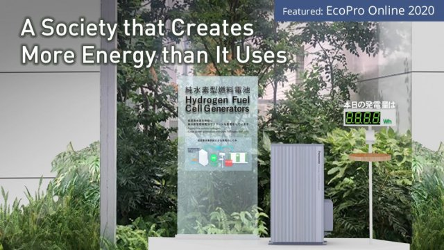 A Society that Creates More Energy than It Uses