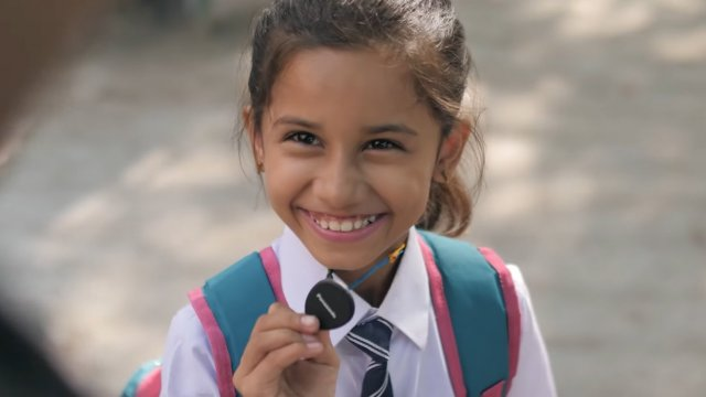 Panasonic's Seekit Helps Indian Parents Breathe Easy on Children's Safety