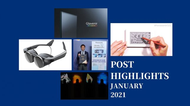 January 2021 TOP 5 Engagement