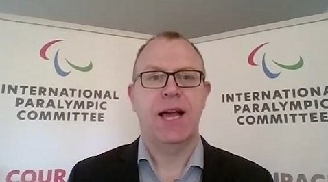 Video Message from the International Paralympic Committee (IPC)