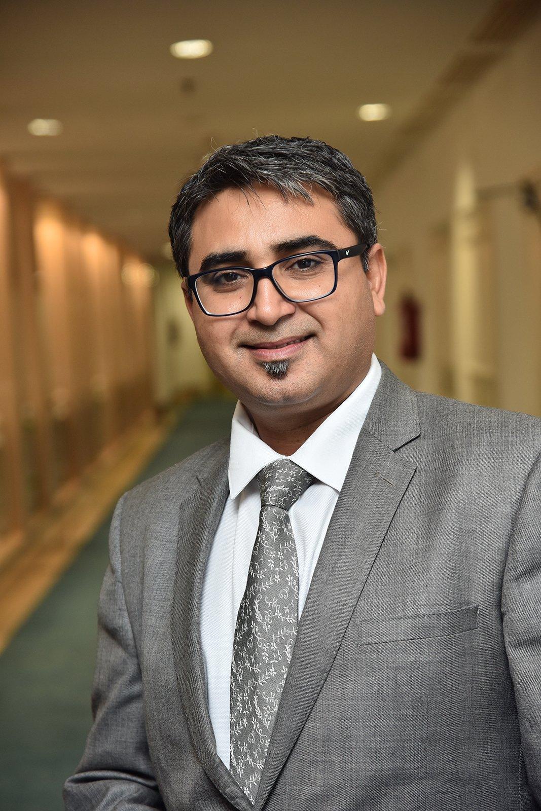 Photo: Manish Misra, Chief Innovation Officer, India Innovation Centre