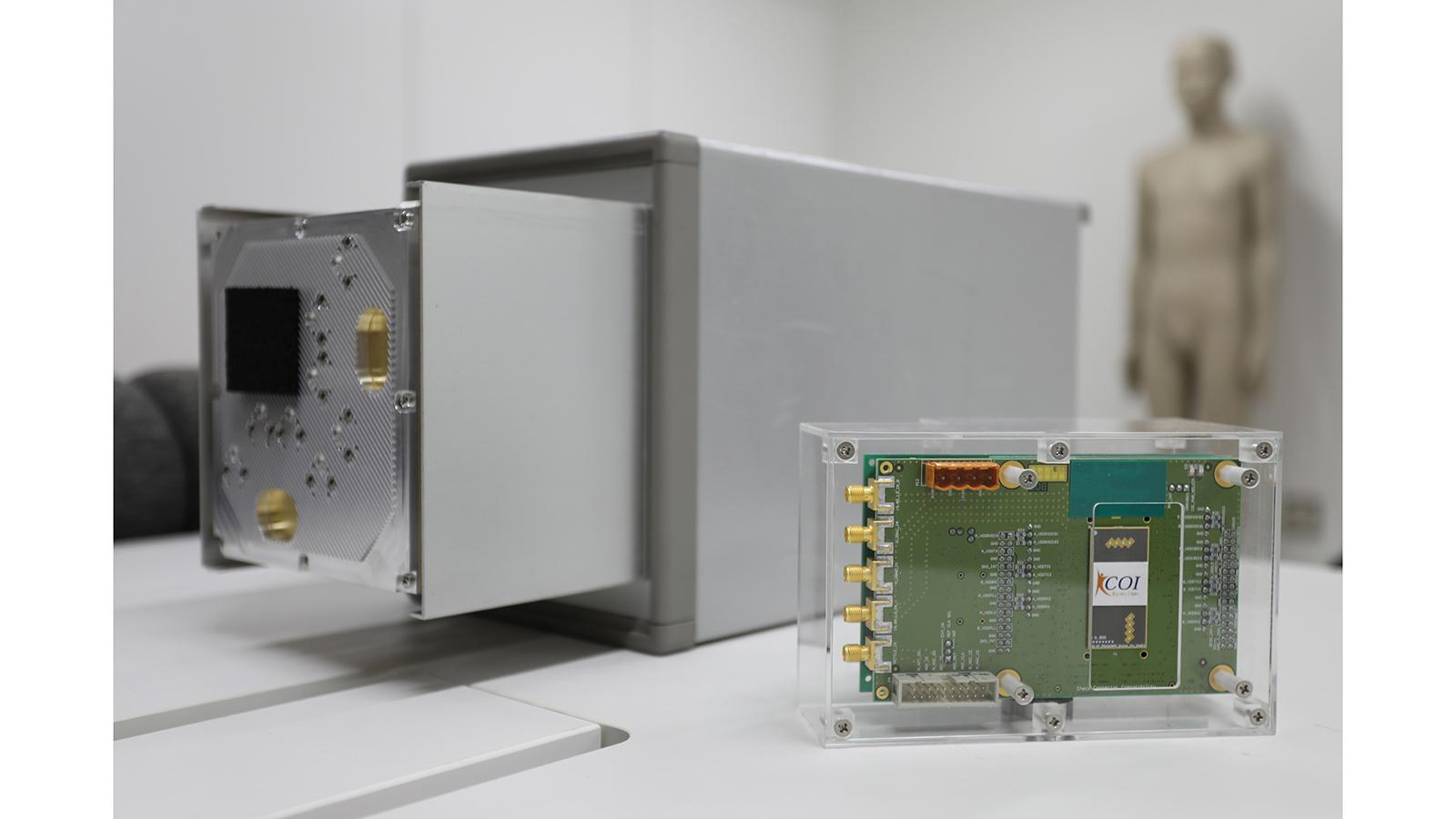 Comparison of new and old radar devices