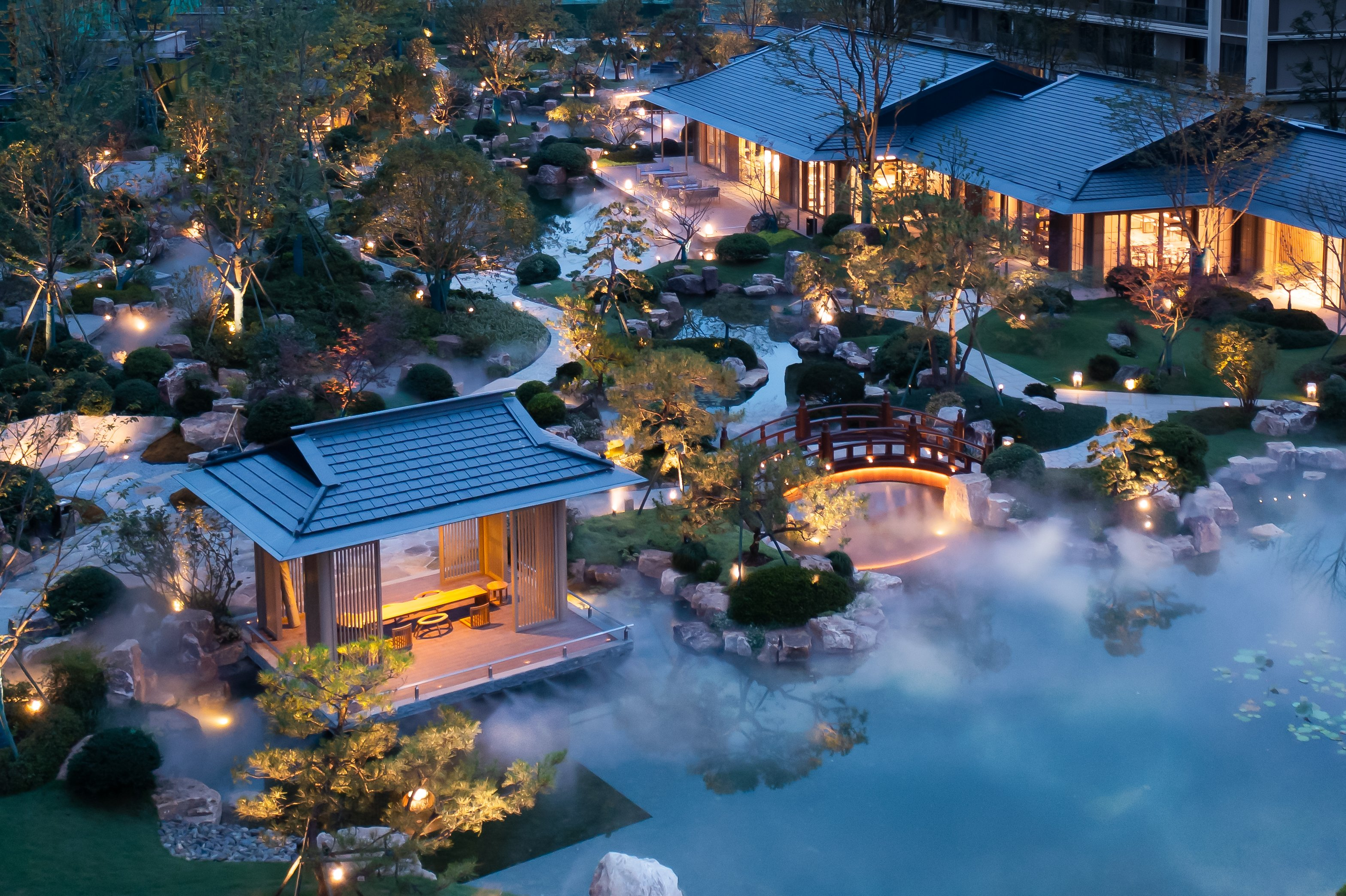 Photo: Wellness Smart Town' in Yixing City