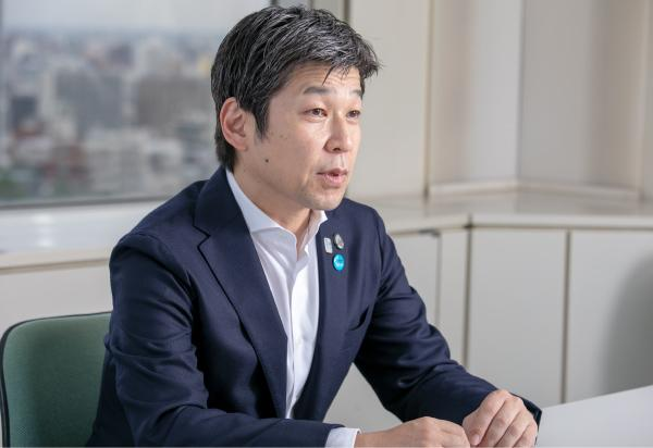 photo: Takeshi Ikawa, Director of Public Redevelopment, Urban Development Projects Division, Bureau of Urban Development of Tokyo Metropolitan Government