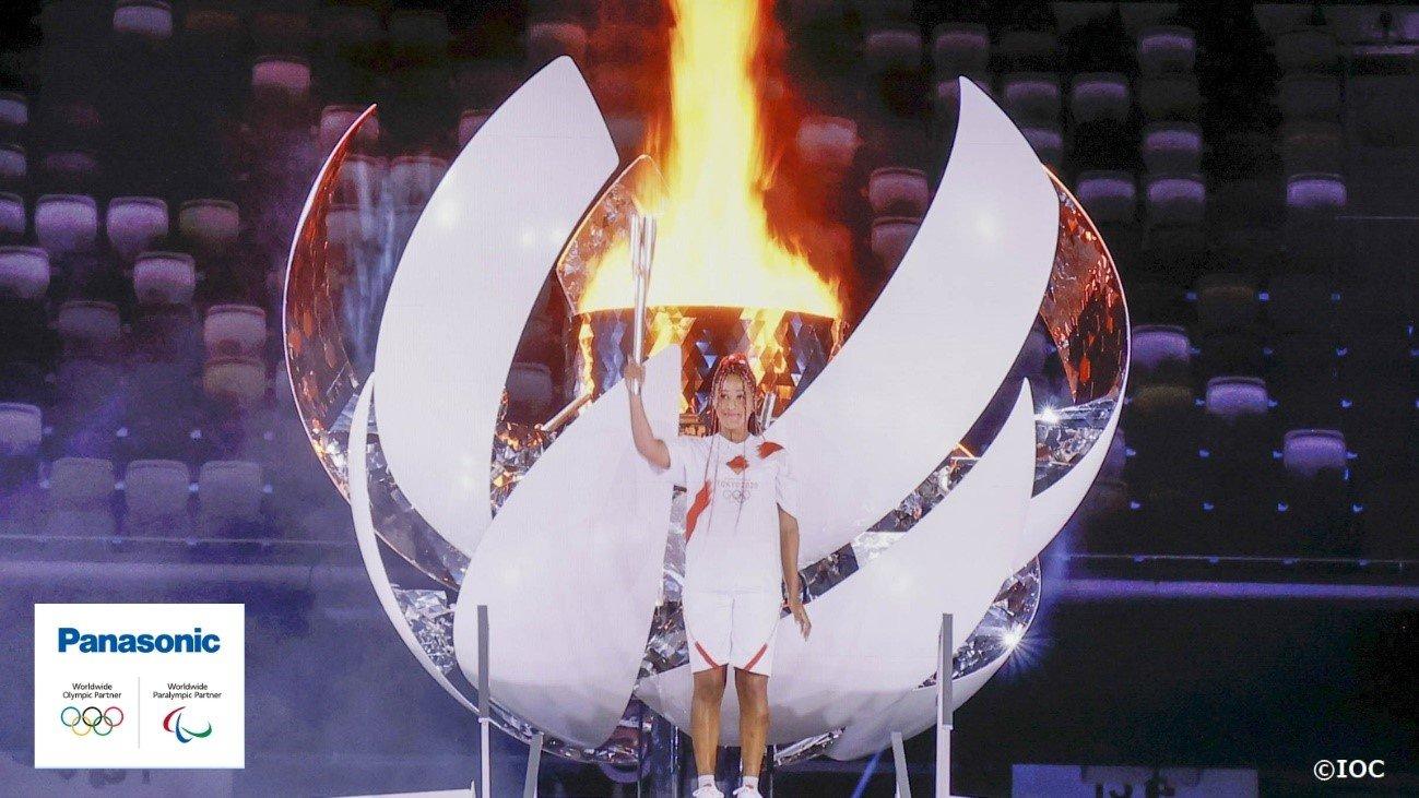 Photo: Tokyo 2020 Olympics Opening Ceremony