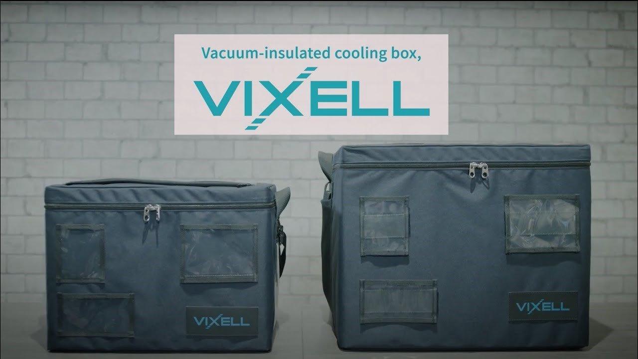 Photo: Panasonic VIXELL Cooling Boxes