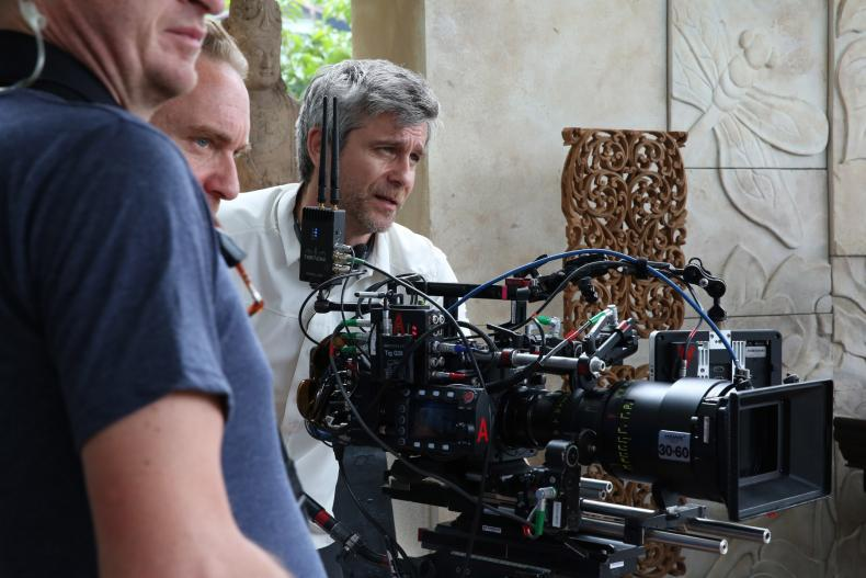 photo: Interview with cinematographer Vanja Černjul on using Varicam 35s to shoot the award winning movie Crazy Rich Asians