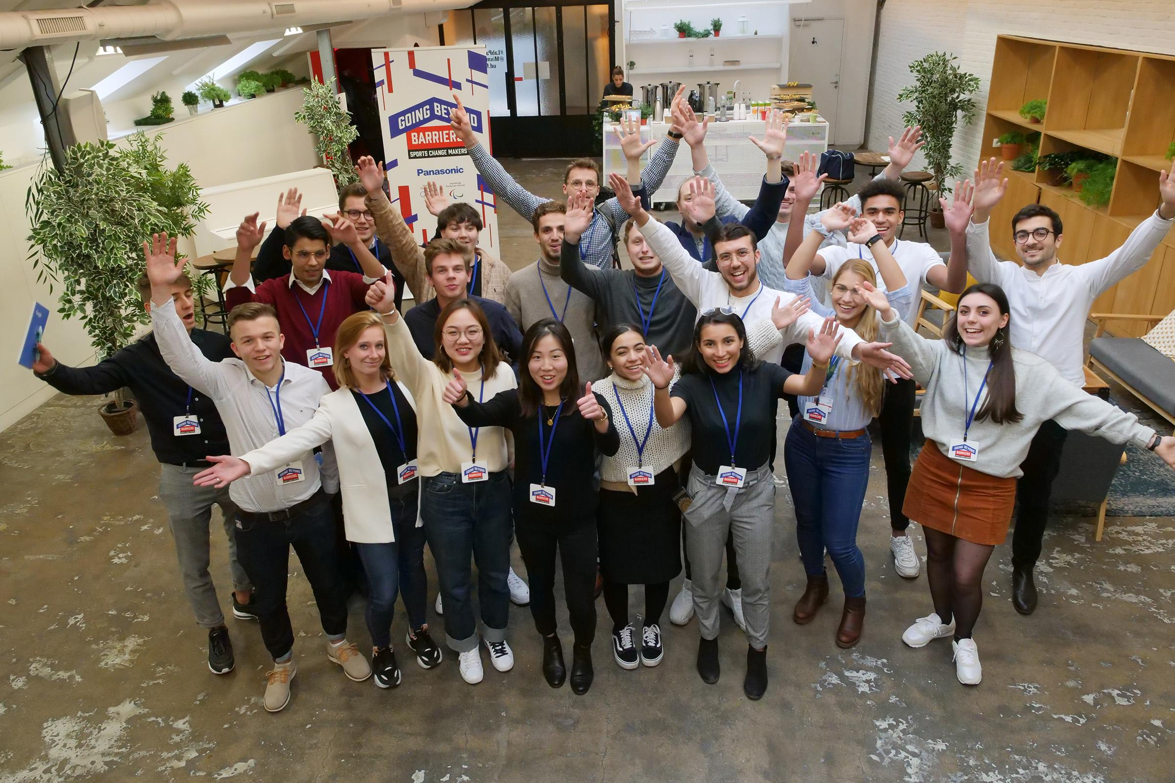 Photo: Ideathon held in Paris, Nov 29, 2019