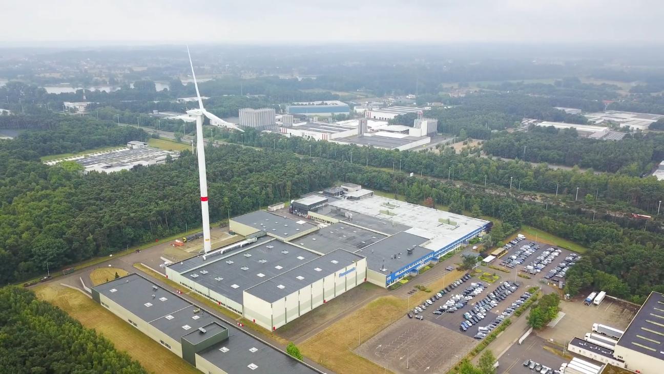 Photo: Zero-CO2 factory