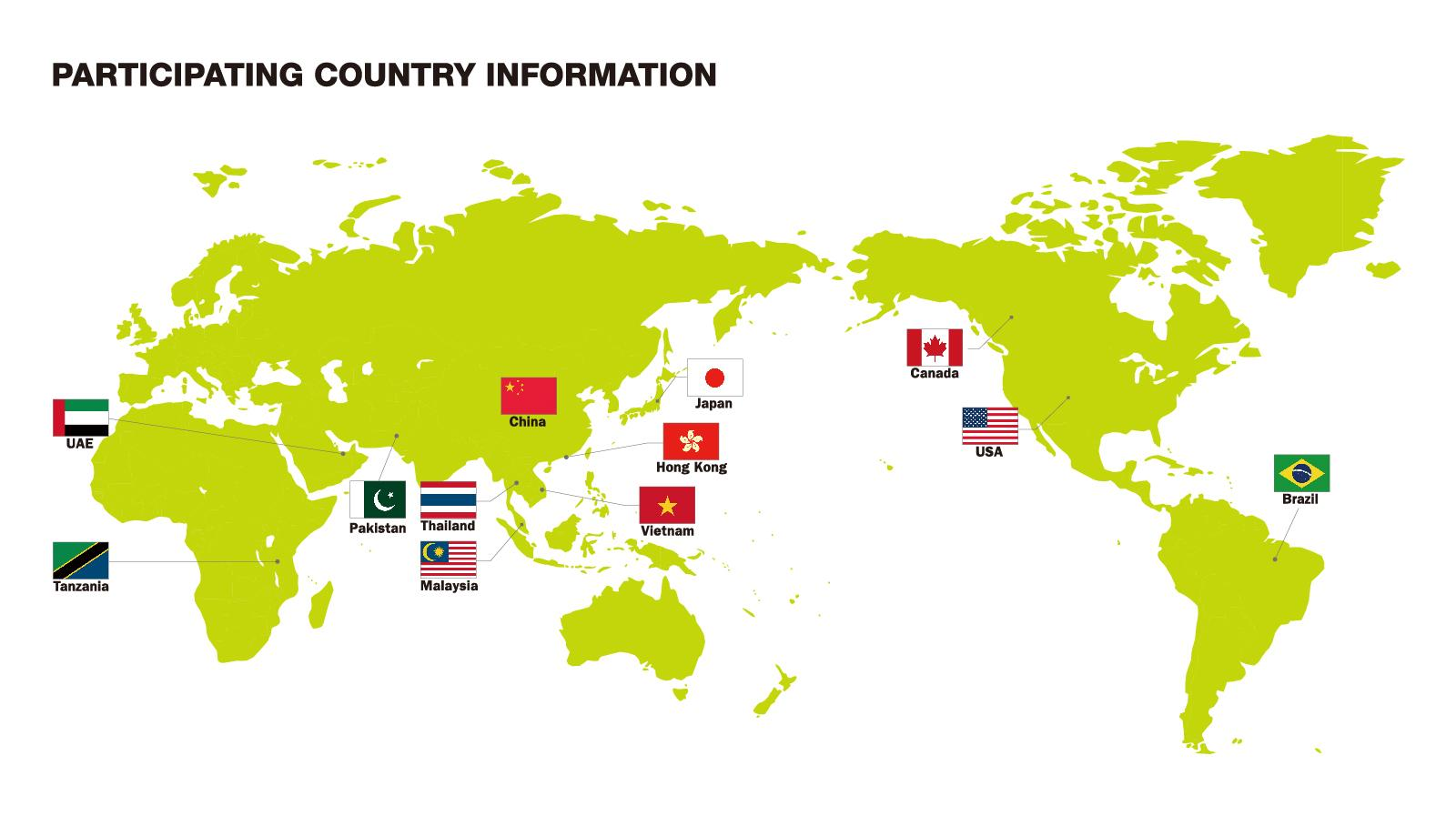 image: Works involving 3,800 children from 12 countries and regions were entered by 315 schools