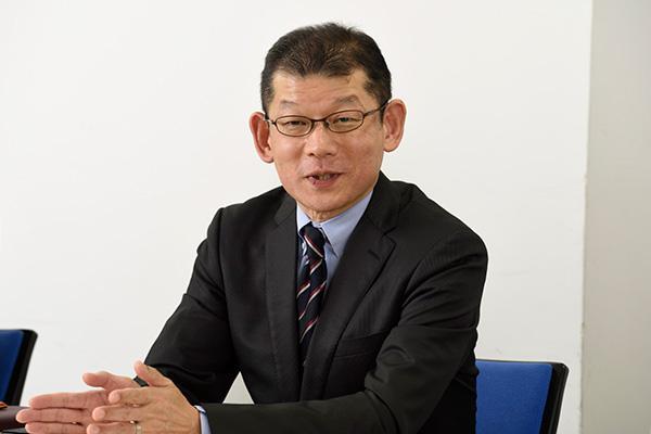photo: Eiichi Mitsuishi, Leader, Quality Control Sec., Quality Control Dept., Mitsui Fudosan Facilities Co., Ltd.