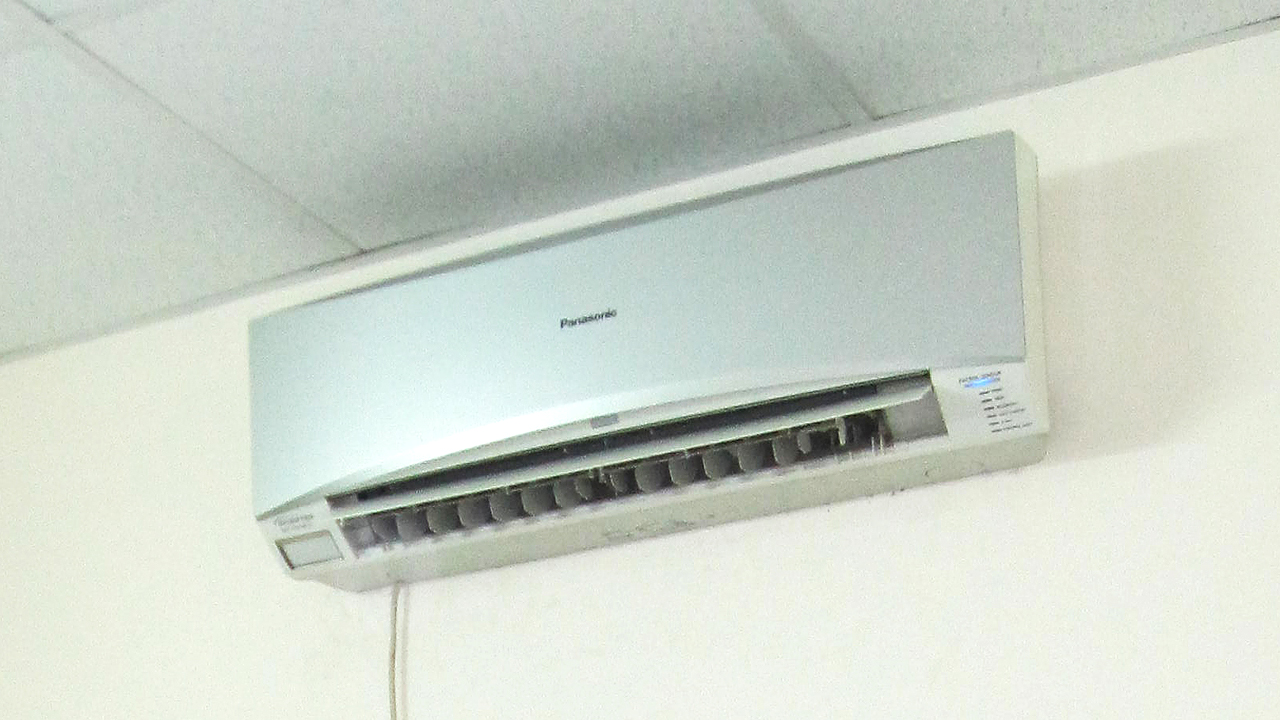 Cool Air Conditioners And Home Showers Status Symbols In