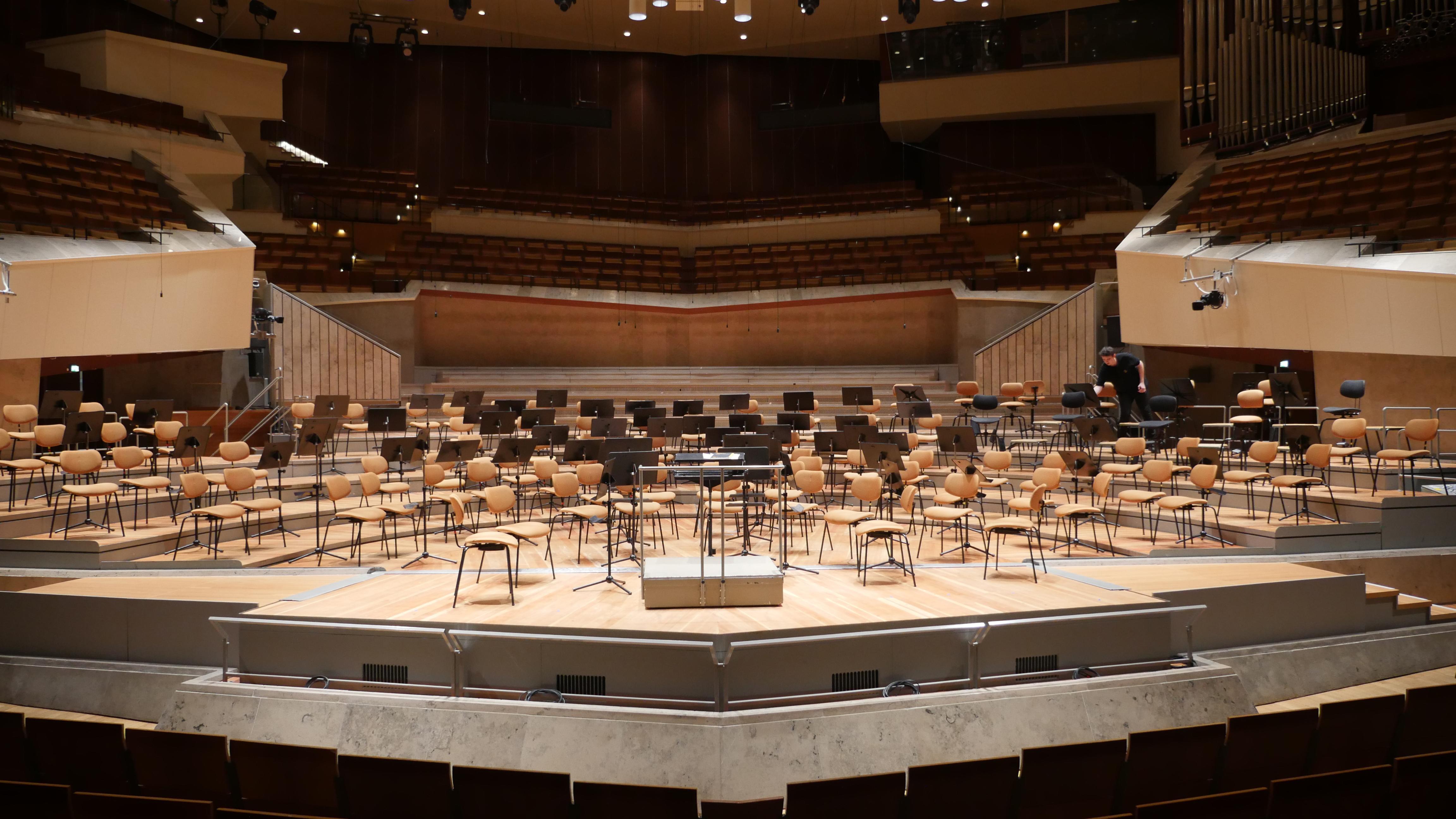 photo: Berlin Philharmonic Concert Hall
