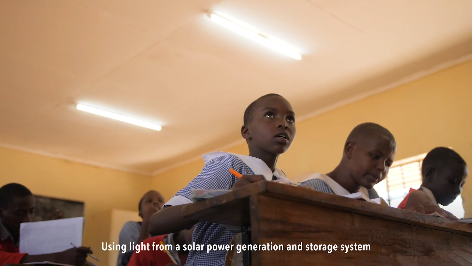 Providing Electricity to Improve the Lives of Kenya's Maasai