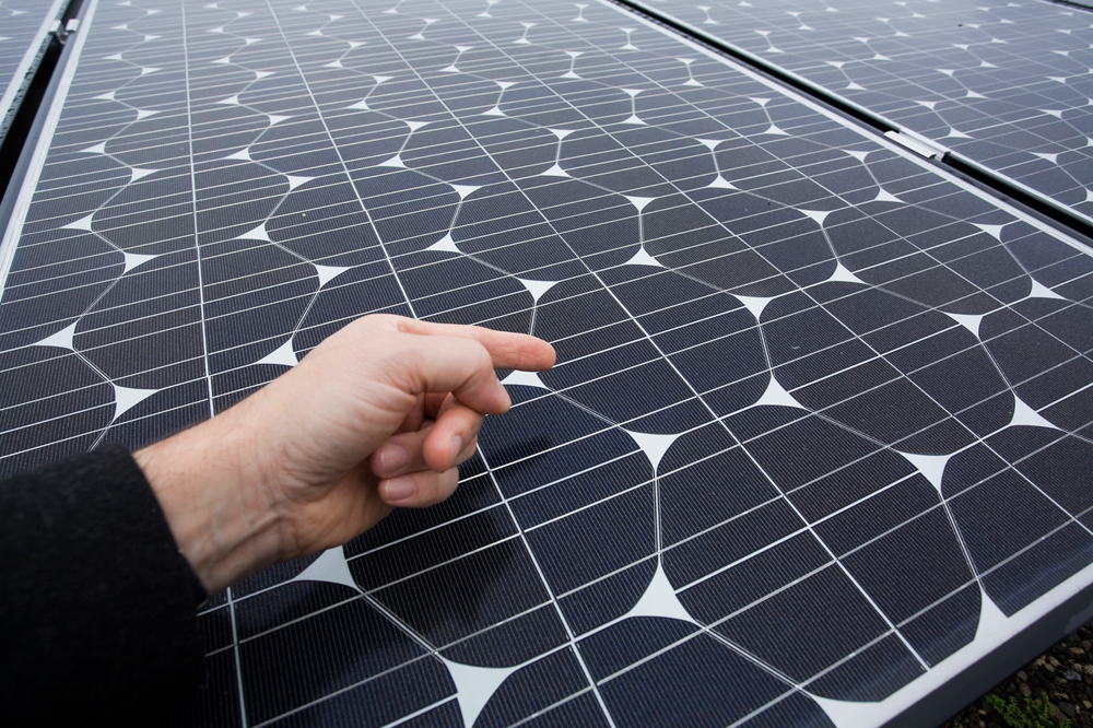 Panasonic Hit Solar Cell Modules Power The Federal