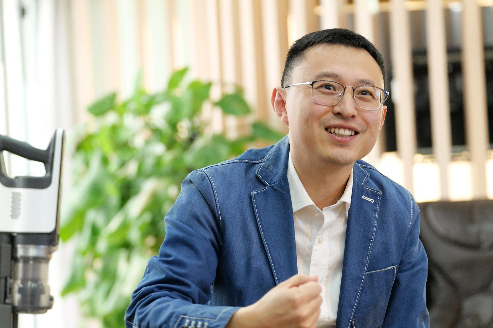 Photo: He Xin, Cofounder, HIPEE