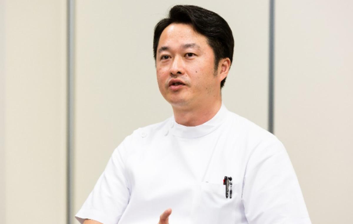 photo: Dr. Masahiro Takada MD, PhD, Assistant Professor, Department of Breast Surgery, Kyoto University Hospital