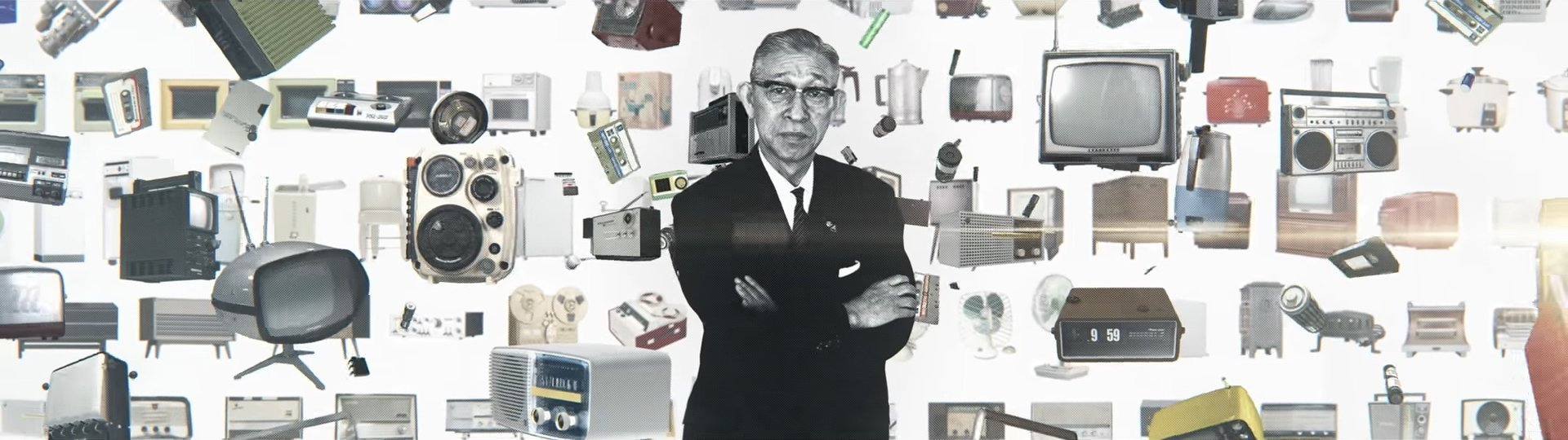 Meet Mr. Matsushita