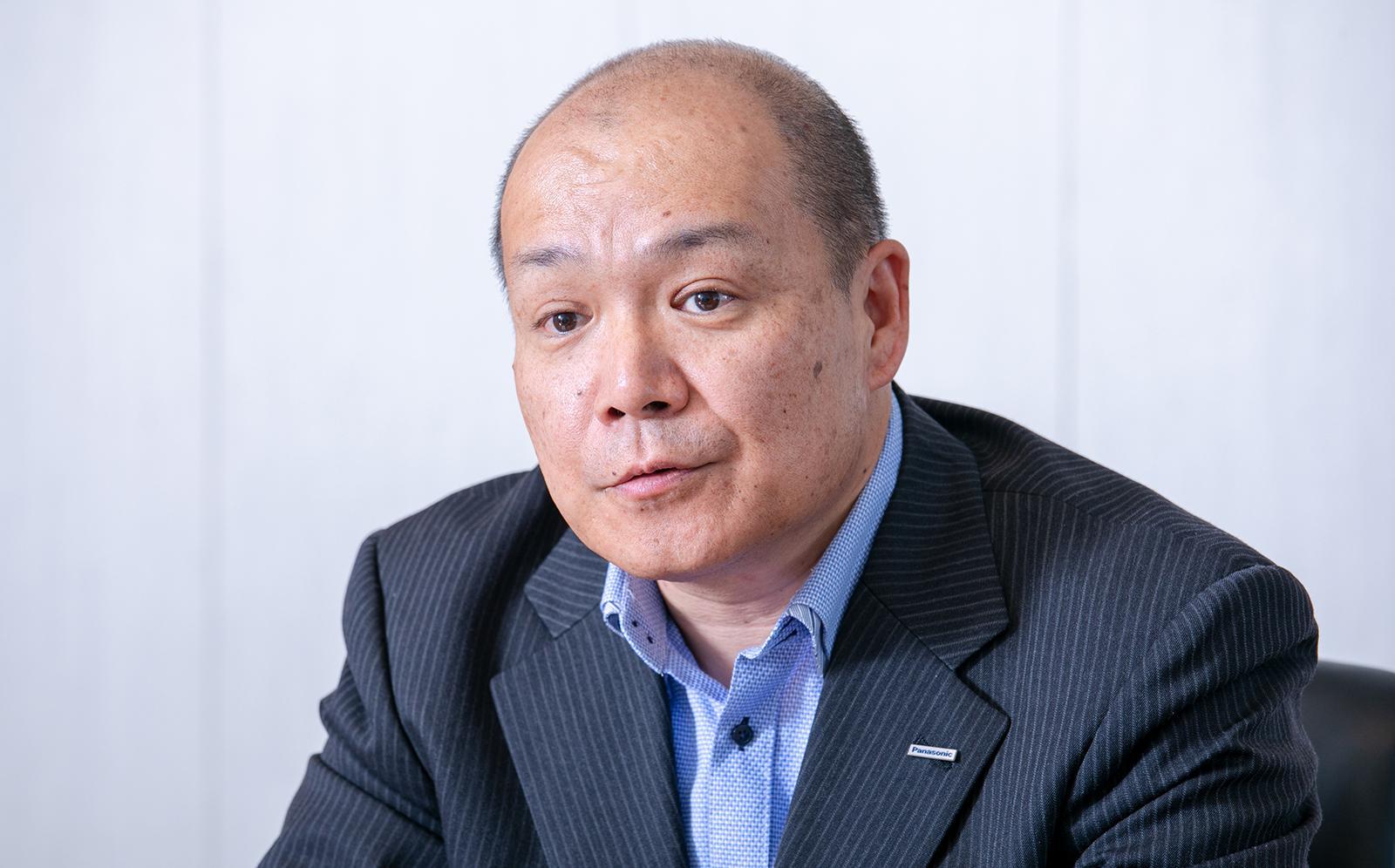 Photo: Hiroki Nishikawa, Chief Engineer & Smart City Promotion Rep, Integration Planning Sect., Communication Dept., Life Solutions Company, Panasonic Corporation