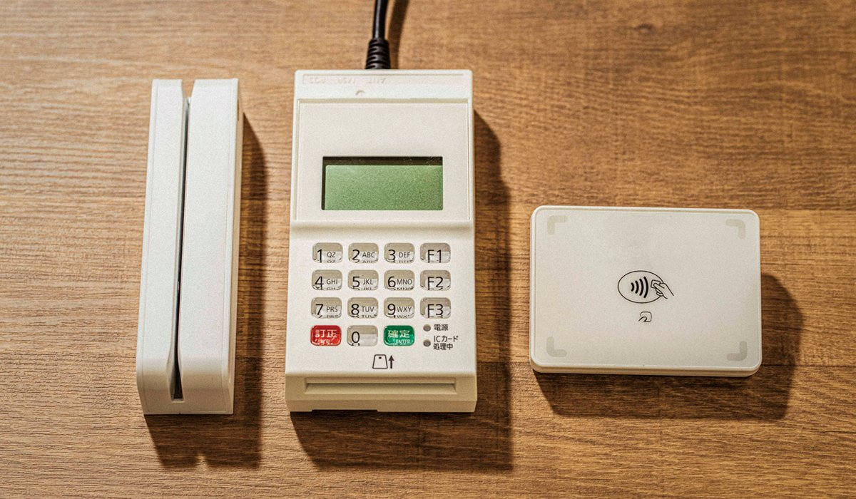 Photo: A version of the JT-R600 series designed to be installed in POS terminals.