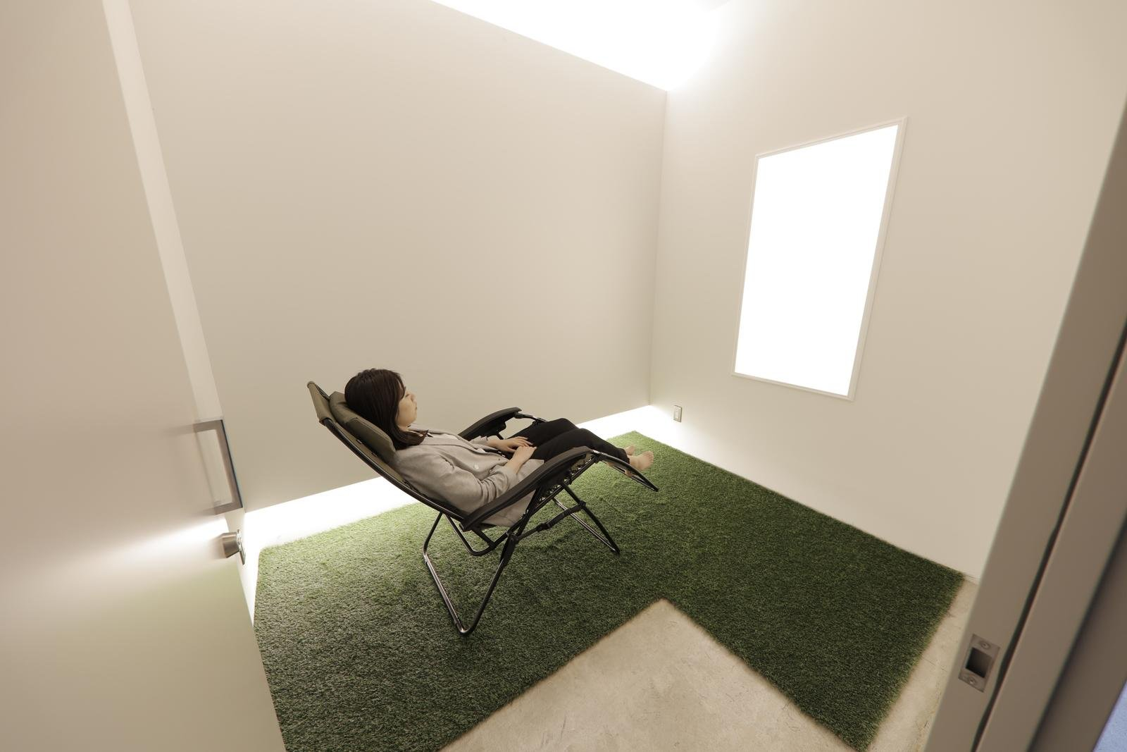 Photo: Nap room