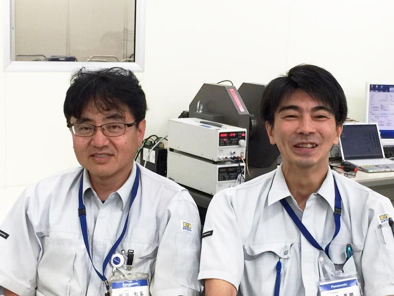 photo: Panasonic staff