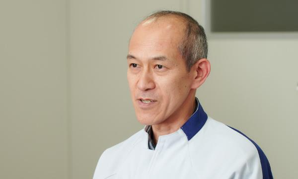 photo: Hiroshi Kunimoto, Chief Engineer, Development Team No. 4, Device Engineering Development Dept., Actuation Products Administrative Div., Innovation Center, Connected Solutions Company, Panasonic Corp.