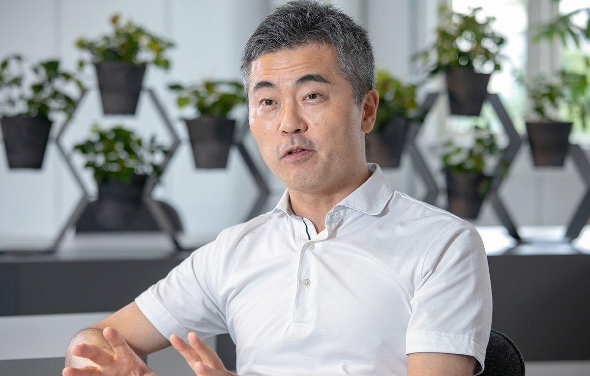 Photo: Yuki Sakai, Leader, Re-Building Business Group, Investment Asset Development Division, Mitsubishi Estate Residence Co., Ltd.