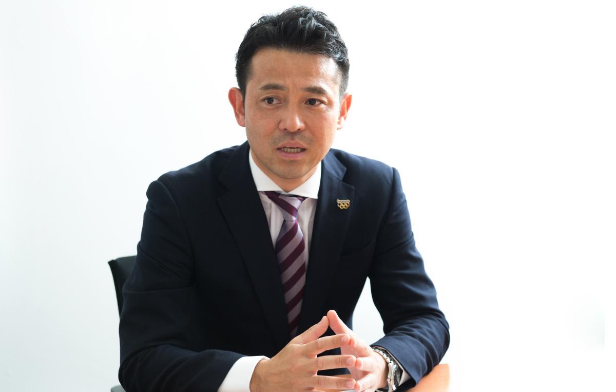 photo: Shigeru Kumagai, Solution Business Management Department, Panasonic Automotive Electronics Co., Ltd.