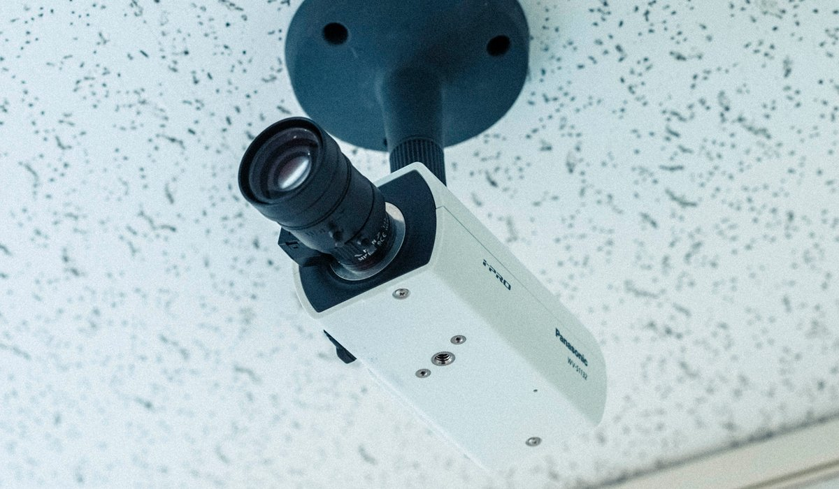 An intelligent camera used for gathering FacePRO images.
