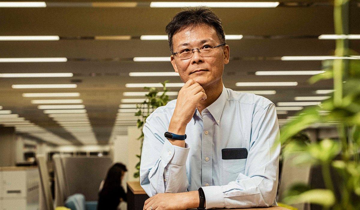 Photo: Shinsuke Yuasa, Panasonic Mobile Communications Co., Ltd.