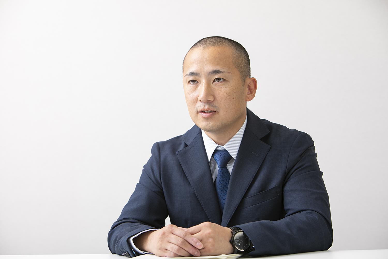 Photo: Keisuke Muramatsu, Chief, Policy Planning Division, Policy Planning Dept., City of Fujisawa