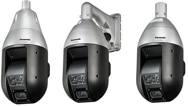 Photo: The WV-X6533LN, a Full-HD 1080p iA PTZ Network Camera