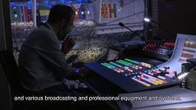 Professional Broadcasting Equipment