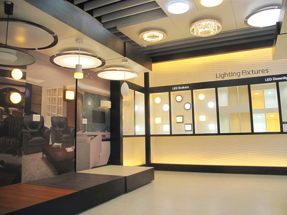 The Showrooms Two Services Introduce New Living Environments To India